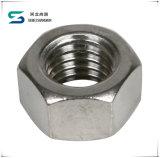 Нержавеющая сталь 304 DIN 934 малых шестигранную гайку