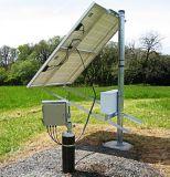 Pumpende tiefe Quellwasser-Solarpumpe mit Controller
