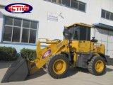 AL926F 최고 질을%s 가진 2 톤 바퀴 로더 기계장치