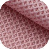 Tessuto del cammello per vestiti lavoro a maglia di -100%Polyester e tessuto del materiale della maglia del tricot