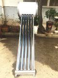 Мини-солнечный водонагреватель 50L нержавеющая сталь