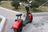 2017 Nova Roda de dois grandes 1500W Citycoco Harley Electric scooters para preço de fábrica