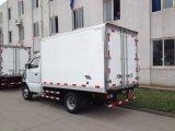 China Sinotruk 4X2 Dieselmini Refrigerator Van Truck für Verkauf