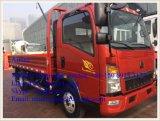Sinotruk 5 Tonnen-Feuergebührencummins- engineheller Ladung-LKW