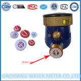 Anti-Indietro valvola di ammissione di plastica per il tester Dn15-Dn25 di scorrimento dell'acqua