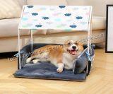 Empalme innovadora carpa desmontable de la casa de perro mascota de la Casa de Los Gatos cama