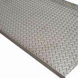 2mm en acier inoxydable 304 de la plaque de diamant avec prix d'usine