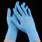 Экономического нитриловые перчатки, химического и механического сопротивления, Scale-Grip
