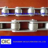 Heavy Duty de la cadena de rodillos de acero inoxidable