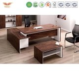 管理の家具の主任の現代木の事務机