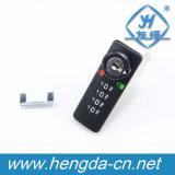 4digital 재시동할 수 있는 패스워드 콤비네이션 자물쇠 (YH1281)
