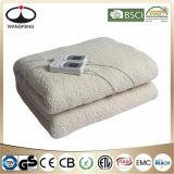 OEM Verwarmingstoestel van het Bed van de Wol van de Machine van de Fabriek het Wasbare