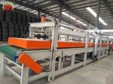 Un moulage de la ligne de production de planches de mousse EPE