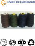 Hoog-hardnekkigheid 100% Naaiende Draad van het Borduurwerk van de Gloeidraad van de Polyester