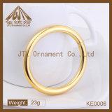 Отделка золота высокого качества способа 2 дюйма металла звенит оптом