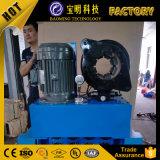 높은 정밀도 신속 변경 공구 공기 현탁액 호스 주름을 잡는 기계