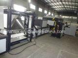 Automatischer nichtgewebter Gewebe-Kasten-Beutel, der Maschine herstellt