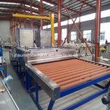 De horizontale het drogen Machine van de Was van het Glas en