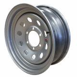 (5-114.3) оправа колеса трейлера серебра 15X5 модульная