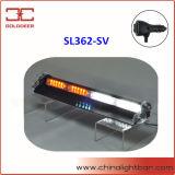 Indicatore luminoso ambrato/bianco della visiera di 24W LED per l'automobile