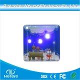 Del campione libero piccola RFID modifica Rewritable di HF con l'indicatore luminoso del LED