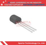 Transistor novo original in-Line do Triode 0.5A/300V PNP de Ksp92 Mpsa92 to-92