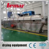 Vibração de camada única de equipamento de secagem do leito fluido