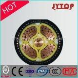 сердечник 0.6/1kv 4+1/Multicore кабель, кабель изоляции XLPE с медным проводником
