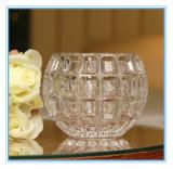 De Duidelijke Vierkante Vaas van uitstekende kwaliteit van de Bloem van het Glas