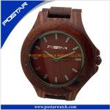 Het Houten Horloge van de Douane van modes voor de Hete Verkoop van Mensen