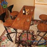 Mobiliário Wholesales barra metálica Cátedra cadeira alta Banqueta