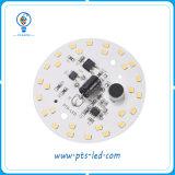Módulo impermeável do PWB do diodo emissor de luz da C.A. da venda quente 3W Driverless para a luz de bulbo