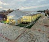 Tente de luxe extérieure de pagoda de mariage de PVC d'aluminium