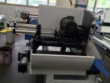 Il taglio di alluminio di profilo della finestra di CNC del portello della macchina del mitra automatico del doppio ha veduto