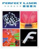 De Machine van de Gravure van de Laser van de Code van Qr van Wuhan met het Systeem van de Lezer