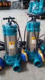 Bomba submergível, bomba de água da água de esgoto (V180, V250, V450, V750, V1100, V1500, V2200)