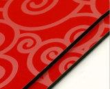 decorazione interna di uso composito di alluminio del comitato della pellicola di trasferimento di spessore di 3mm