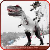 Simulação personalizados diretamente da fábrica Spinosaurus Dinosaur Escultura