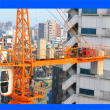 방글라데시에 수출되는 고품질 탑 기중기