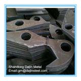 Prova balistica del richiamo del piatto del piatto d'acciaio dell'abrasione di Ar400 Ar500
