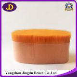 Filamento cosmético sintético branco de PBT para a escova