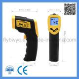 De digitale LCD Infrarode Thermometer van IRL van de Laser van de Pyrometer van de Vorm van het Kanon van het niet-Contact Industriële Infrarode