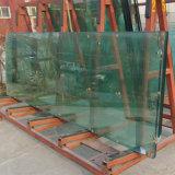 19mm super grand Low-Iron le verre trempé