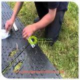 Stuoie composite resistenti leggere provvisorie di accesso della stuoia di accesso & di Trackway delle stuoie provvisorie della via