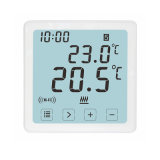 Programmierbarer Bodenheizung WiFi Raum-Thermostat mit LCD-Touch Screen