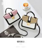 Manier Dame Handbag Promotion Handbag Zwart-witte Dame Bag (WDL0156)