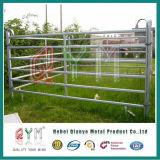 Heavy Duty galvanisé clôtures métalliques de l'élevage de bovins Les panneaux de chantier