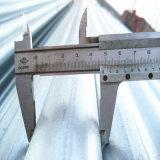 BS1387 Pijp van het Staal van de hete ONDERDOMPELING de Gegalvaniseerde 4 Duim voor Verkoop