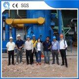 Биогаз синтетического газа биомассы Gasifier пиролиз печи ГАЗОВЫМ двигателем