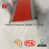 L Shape escadas PVC antiderrapantes Inserir tiras de orla